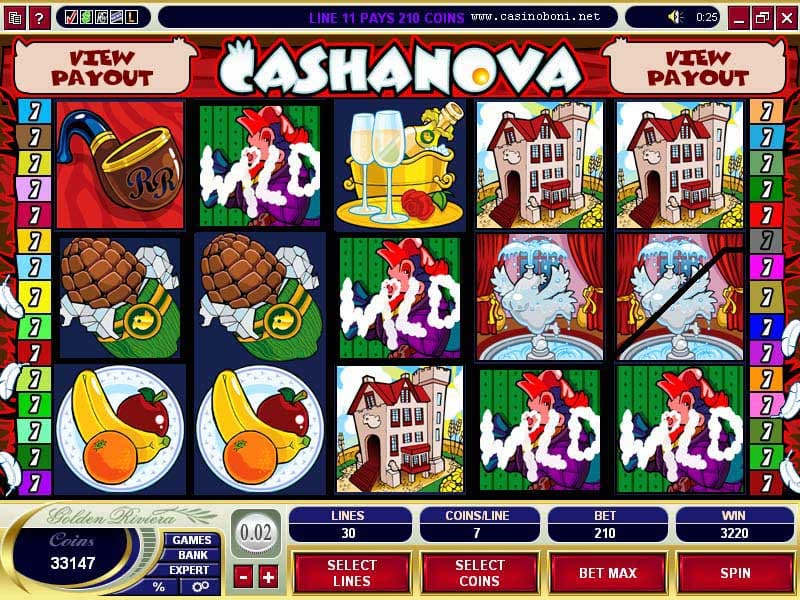Mr Vegas kostenlos spielen | Online-Slot.de