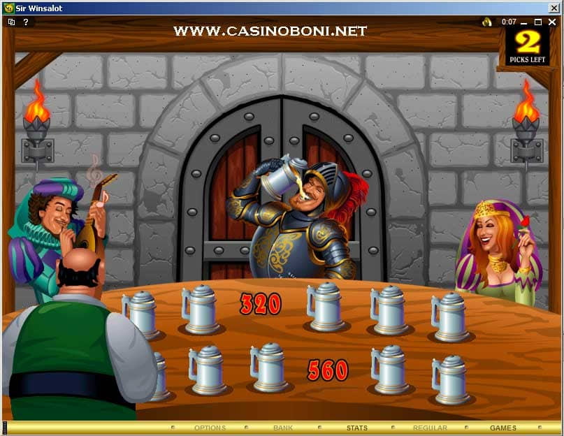 tolles Beer Fest Bonus Game im Grand Mondial Online Casino