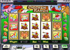 Slotmachine Chicken Farm