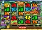 Online Casino Slotmachine - Cashapillar 100 Gewinnlinien