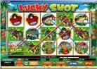 Lucky Shot - Online Casino Slot mit 20 Gewinnlinien, Bonusrunde und Freispielen