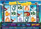Online Casino Slotmachine width a Bonus Round - Reel in the Cash