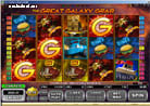 Online Casino VideoSlot mit Bonus und Freispielen - The Great Galaxy Grab
