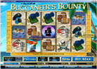Casino Spiel Buccaneers Bounty - Free Spins und Kasino Bonus Feature Slot im Intercasino