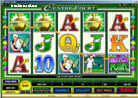3 wilds start a casino free spin bonus at online casino slot Centre Court