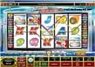complete line with 2 wilds at the MG online casino