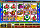 Casino Videoslot Monster Mania - 4 Scatter win picture