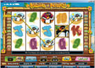 Online casino Bonus und Freispiel Slot: volle Linie am Cryptologic Videoslot - Penguins In Paradise