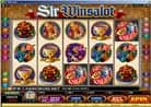3 Scatter start the Beer Fest Bonus game at the nice Online Casino slot Sir Winsalot
