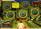 Underworld Bonus Game at Casino Videoslot - Hellboy