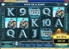 33 facher Gewinn beim online Casino  Slot Thunderstruck II durch eine volle Reihe mit 2 Wild