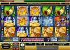 $21.000 USD win within running free spin feature - Thunderstruck slot