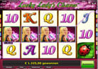 super Casino win - 1.325 Dollar at the Novoline Slot Lucky Ladys Charm
