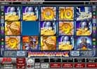 Casinogewinn am ThunderStruck - 4x Thor