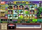 HULK Online Casino Video Slot